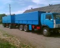 Днепропетровск-Донецк зерновоз