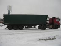 Донецк-Полтава зерновоз