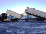 Луганск-Хмельницкий зерновоз