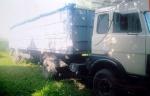 Луганск-Киев зерновоз