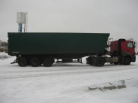 Мукачево-Тернополь зерновоз