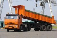 Одесса-Черкассы зерновоз