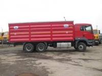 Ровно-Мукачево зерновоз