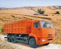Винница-Полтава зерновоз