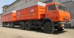 Житомир-Полтава зерновоз